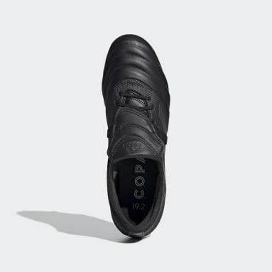 Men's Soccer Black Copa Gloro 19.2 Firm Ground Cleats