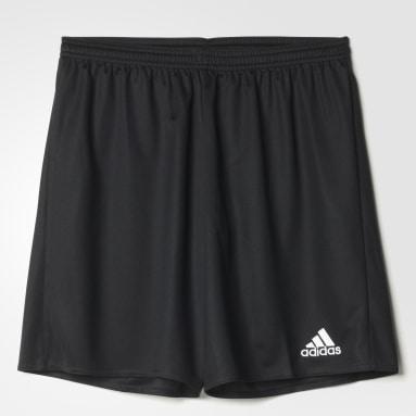 Men Football Black Parma 16 Shorts