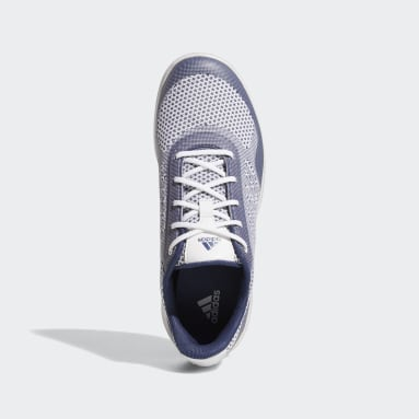 Women's Golf White Alphaflex Sport Spikeless Golf Shoes