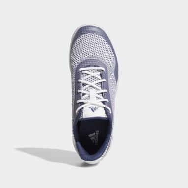 Sapatos de Golfe Sem Bicos Alphaflex Sport Branco Mulher Golfe