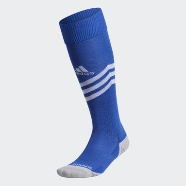 Training Blue Mundial Zone Cushion OTC Socks