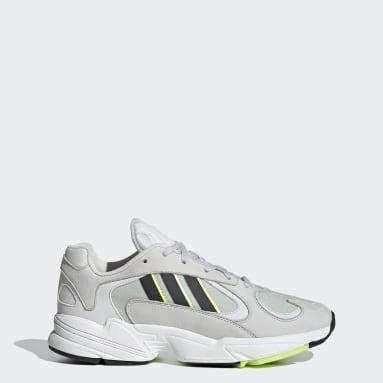 Men Originals Green Yung-1 Shoes