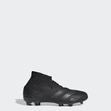 Barn Fotboll Svart Predator Mutator 20.1 Firm Ground Boots