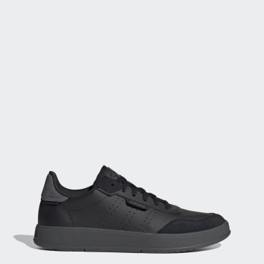 Tenis Courtphase Negro Hombre Diseño Deportivo