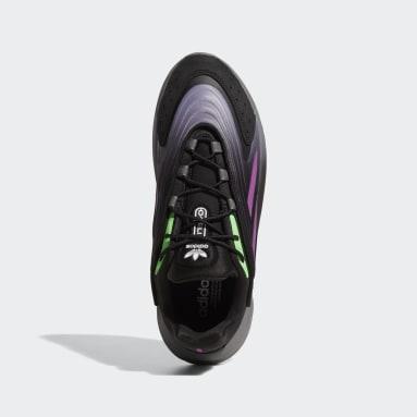 Men Originals Black Ozelia Shoes