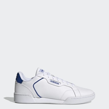 Men Sport Inspired White Roguera Shoes