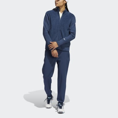 Giacca Equipment Recycled Polyester Full-Zip Blu Donna Golf