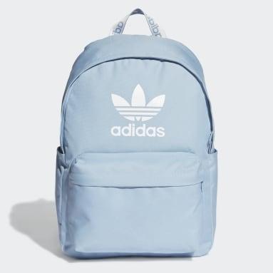 Kids Originals Blue Adicolor Backpack