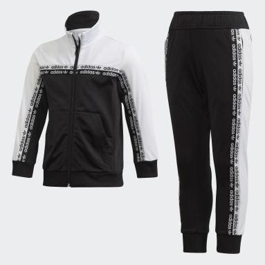 Kids Originals Black Track Suit