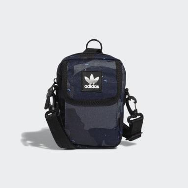 Originals Grey Utility Festival Crossbody Bag