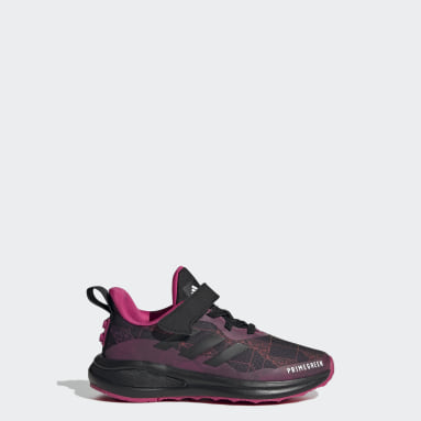 Kinder Running adidas FortaRun x LEGO® Elastic Lace Top Strap Schuh Schwarz