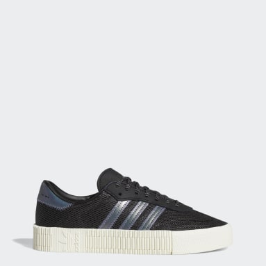 Women Originals Black SAMBAROSE Shoes
