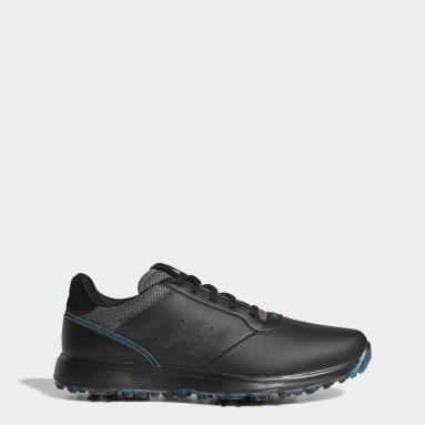 Zapatilla de golf S2G Negro Hombre Golf