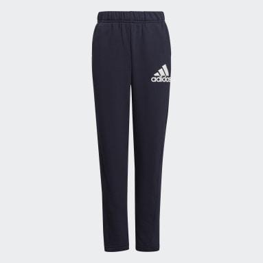синий Флисовые брюки Badge of Sport