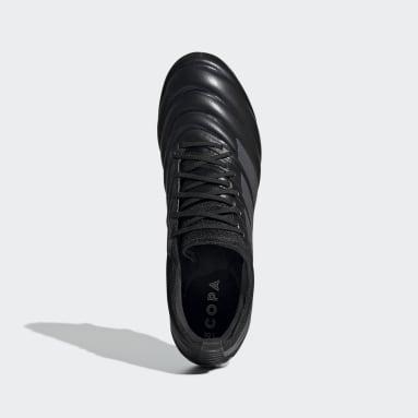 Chaussure Copa 19.1 Terrain souple Noir Femmes Football