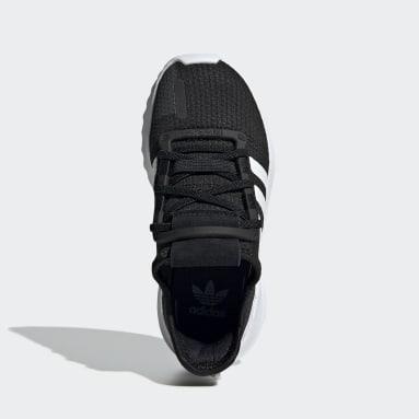 Kids Originals Black U_Path Run Shoes