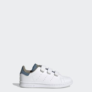 Boys Originals White Stan Smith Shoes