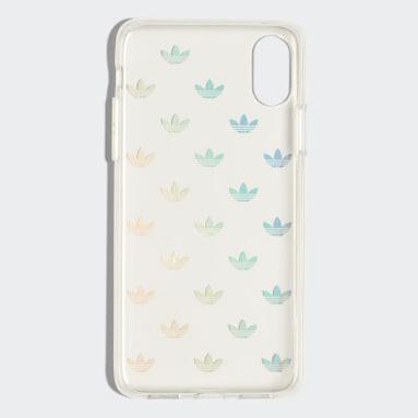 Originals Silver Clear Case iPhone X