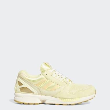 Originals Yellow ZX 8000 Shoes