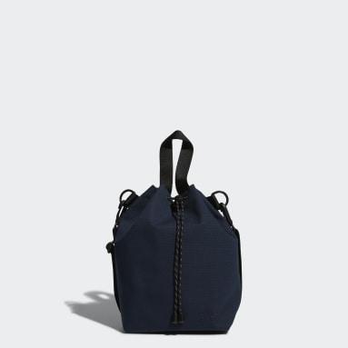 Women Training Blue Favorites Kinchaku Bag