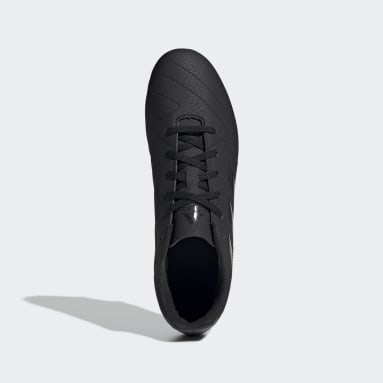 Calzado de Fútbol Goletto VII Terreno Firme Negro Hombre Fútbol
