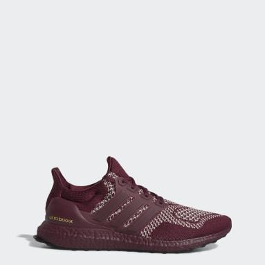 Running Burgundy Ultraboost 1.0 DNA Shoes