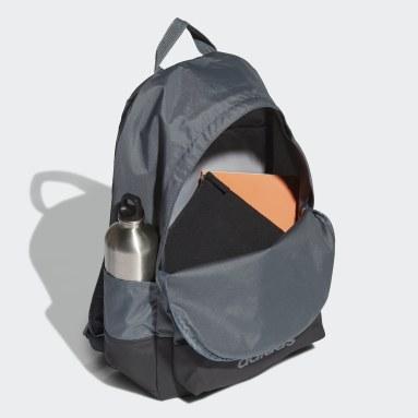 Kids Originals Blue Adicolor Sliced Trefoil Classic Backpack