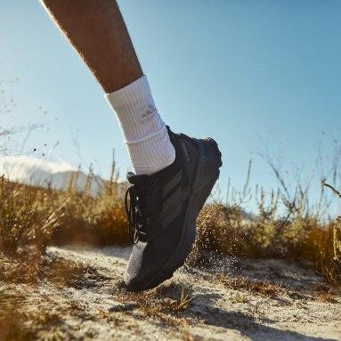ผู้ชาย TERREX สีดำ รองเท้าวิ่งเทรล Terrex Soulstride