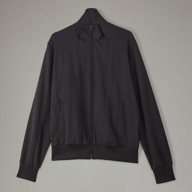 Men Y-3 Black Y-3 CL Track Jacket