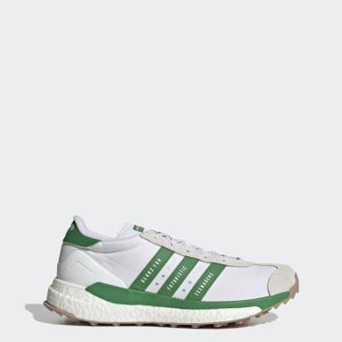 Originals White Human Made Country Shoes