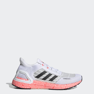 Running White Ultraboost SUMMER.RDY Tokyo Shoes