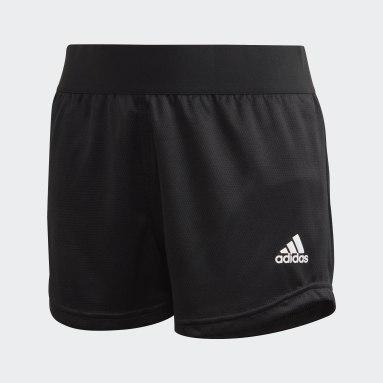 Youth 8-16 Years Gym & Training Black AEROREADY Shorts