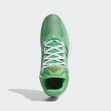 Sapatos D Rose 11 Verde Originals