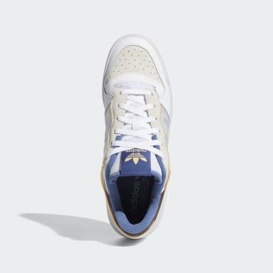 Originals White Forum Low TT Shoes