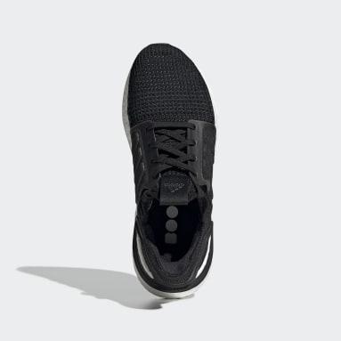 Women Running Black Ultraboost 19 Shoes