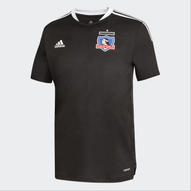 CC TR BLACK JSY Y Negro Niño Fútbol