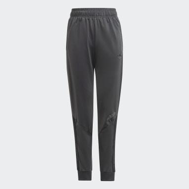 Kids Originals Grey adidas SPRT Track Pants