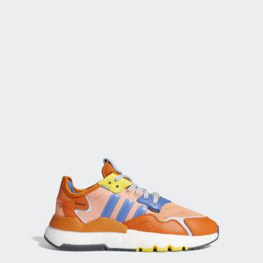 Kids Originals Orange Ninja Nite Jogger Shoes