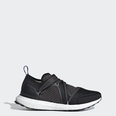 Women adidas by Stella McCartney Black Ultraboost T Shoes