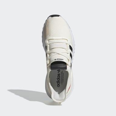 Originals สีขาว รองเท้าวิ่ง U_Path