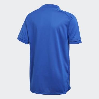Camiseta de Entrenamiento Club Universidad de Chile (UNISEX) Azul Niño Fútbol