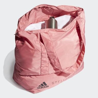 Kvinder Fitness Og Træning Pink adidas by Stella McCartney tote-taske