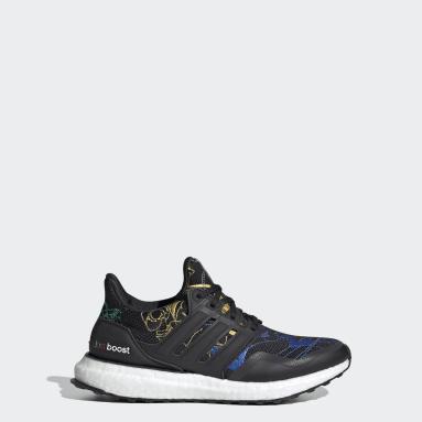 Chaussure de running Ultraboost20 Noir Enfants Running