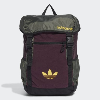 Originals Red Premium Essentials Toploader Backpack