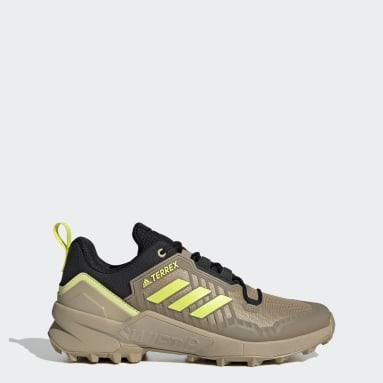 TERREX Beige Terrex Swift R3 Hiking Shoes