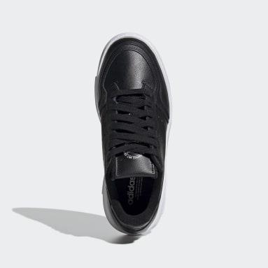 Chaussure Supercourt Noir Enfants Originals