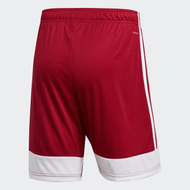 Short Tastigo 19 Rouge Hommes Fitness Et Training
