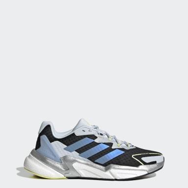 Kvinder Løb Blå X9000L3 COLD.RDY sko