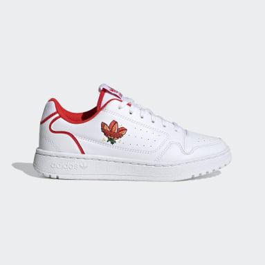 Genç Originals Beyaz NY 90 Ayakkabı