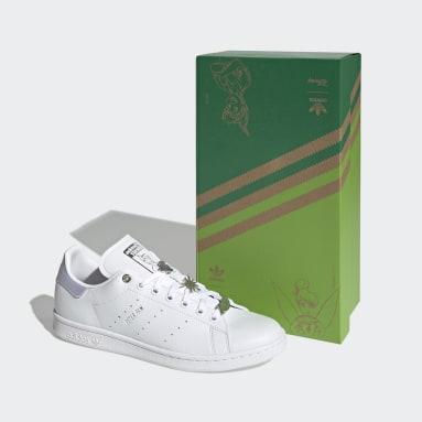 Tenis Stan Smith Peter Pan and Tinker Bell Blanco Hombre Originals